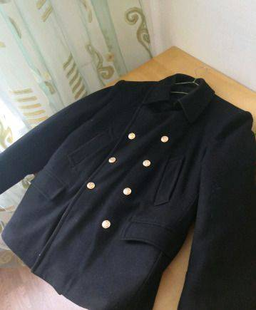 Бушлат морской, пьер карден мужская одежда