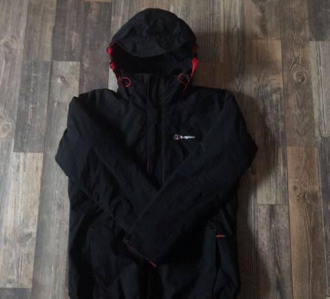 Berghaus AQ2 3в1, мужское пальто под джинсы