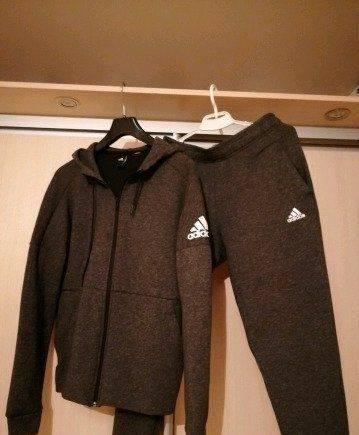 Спортивный костюм Adidas, толстовка tommy hilfiger мужская с капюшоном