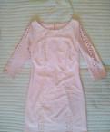 Платье джовани золотое, нежно-розовое платье с перфорацией, Санкт-Петербург