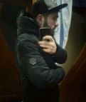 Куртка Philipp Plein, теплая домашняя одежда мужская