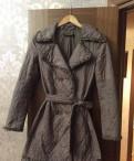 Платья с длинными рукавами до колен, пальто плащ GF Ferre оригинал