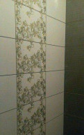 Плитка в ванную и туалет