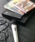 DVD с микрофоном