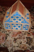 Домик деревянный, Колпино