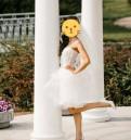 Купить желтое платье с длинным рукавом, платье, Новое Девяткино