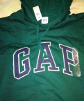 Новая толстовка GAP мужская XL, купить спортивный костюм мужской адидас недорого