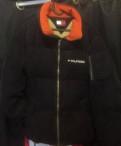 Мужской костюм льняной оригинальный, пуховик Tommy Hilfiger