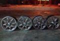 Литые диски 14 радиус 5 комплектов, гайки на диски форд фокус