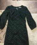 Платье футляр лав репаблик черное, платье