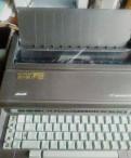 Портативная печатная машинка Olivetti