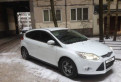 Ford Focus, 2012, тойота lc 200 executive black and white