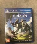 Игра на PS4 Horizon zero dawn