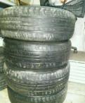 Продам комплект шин 195/65/r15 Nexen, шины для passat