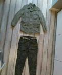 Bershka куртка p.M, брюки Mango р.М, купить одежда поветкин тим