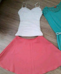 Летние вещи пакетом, флисовое платье avon, Стрельна