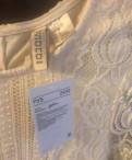 Шубы из лисы купить интернет магазин, платье из кружева H&М