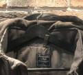 Мужская куртка abercrombie & fitch, мужские джинсовые куртки с капюшоном