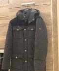 Мужская зимняя куртка Mexx, кожаные куртки мужские с норкой