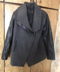 Купить натуральную мужскую дубленку большого размера, пальто