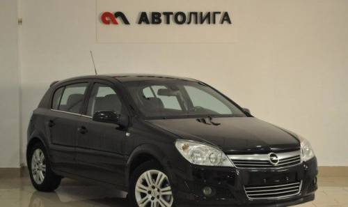 Opel Astra, 2008, опель астра б/у цена