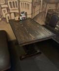 Комплект брашированной мебели для паба, бара, кафе