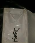 Рубашка Yves Saint Laurent, мужская теплая джинсовая куртка, Сертолово