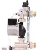 Насосно-смесительный узел для теплого насос вестер