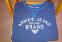 Кофта Armani jeans, купить зимний охотничий костюм пурга белый лес хсн, Санкт-Петербург