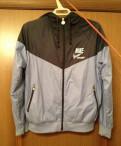 Куртка ветровка Nike оригинал, футболки для плавания в холодной воде