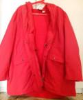 Вечернее платье трапеция шелк и шифон, продаю куртку женскую. Размер евро 56, Санкт-Петербург