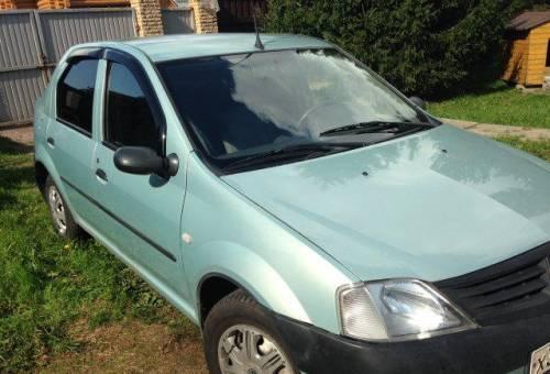 Renault Logan, 2008, купить опель мокка космо с пробегом
