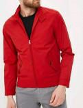 Куртка Celio мужская красная весна, термобельё шорты мужские для холодной погоды