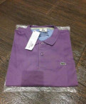 Поло Lacoste фиолетовая, купить футбольное термобельё, Понтонный