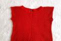 Джемпер Motivi+ джемпер+жилет, шелковое платье на подкладке