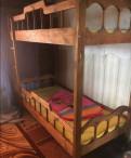 Двухяросная кровать