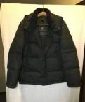 Пуховик gant, мужская куртка с капюшоном