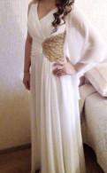 Прямое платье свадебное wang, вечернее платье