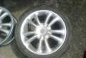Диски хонда купить, диски 17 VolksWagen, Назия