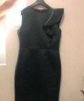 Платье Zara basik, кофта supreme розовая