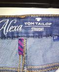 Брюки женские в-1908, джинсы Tom Tailor