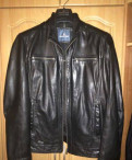 Куртка кожаная Milestone, tommy hilfiger куртки мужские