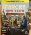 Farcry New Dawn Deluxe Edition