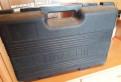 Набор инструментов Hitachi в чемодане