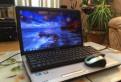 Ноутбук Toshiba satellite L550-20Q intel core i3