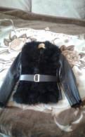 Летние длинные платья для полных женщин, кожаная куртка с мехом песца, Светогорск