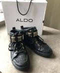 Ботинки aldo, зимняя обувь sorel