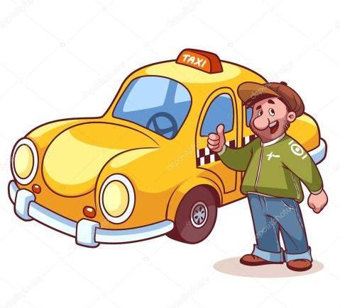 Требуются водители такси в ночные смены