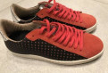 Женские ботинки из италии, кеды женские Quattrobarradodici, Аннино