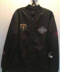 Куртка найк теплая, куртка мужская черная демисезонная